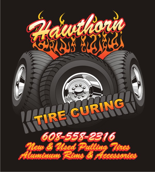 Hawthorn Tire Cuing shirts