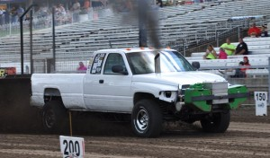 Brian Gilchrist is the 2014 ECIPA Diesel Truck Champion