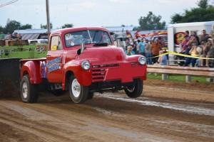 Leo Massman Jr. - 5,800lb SS 2wd Trucks