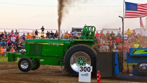 Marty Kuhlmann -  9,000lb 466 Open