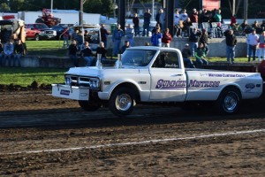 Ryan Miller - 5,800lb Super Stock 2wd Trucks